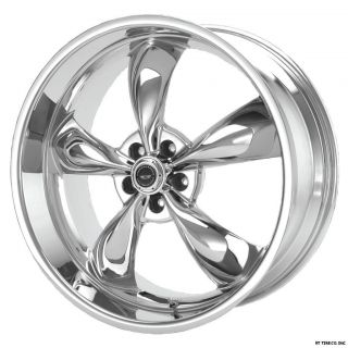 17x9 Chrome Torq Thrust M Wheels Rims 1993 2003 Camaro Firebird Z28