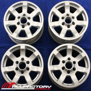 Titan 17 2004 2005 2006 2007 Factory Wheels Rims Set 62435