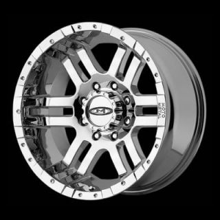 Metal Chrome Rims Colorado Suburban Wheels 6 Lug Truck Wheels