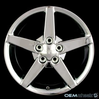 17 Chevy Corvette C4 C5 C6 ZR1 Z06 Chrome Wheels Rims Alloys