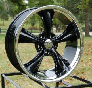 JD Wheels Boss Motorsports Style 338 Wheels Rims 18x8 Front 18x9 5