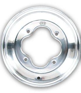 10x5 ITP T 9 Wheels Front Rims Honda 250EX 300EX 400EX TRX450R