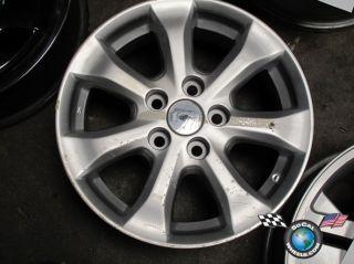 One 07 11 Toyota Camry Factory 16 Wheel Rim 69495