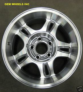 Chevy Xtreme Wheels GMC S10 S15 Blazer Sonoma Factory New