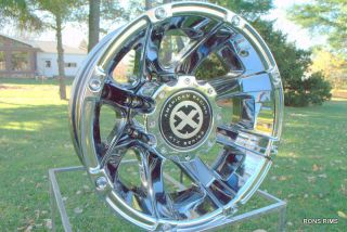 Racing ATX 189 Ledge Dually 17 x 6 Ford F350 2005 13 Wheels