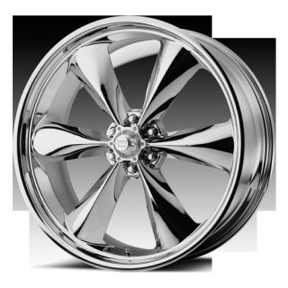 AMERICAN RACING TORQ THRUST CHROME EXPEDITION F150 FX4 WHEELS RIMS