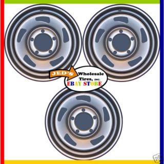13 5 Hole Boat camper Utility Trailer Rims Wheels