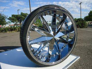 23 Limited 275 Chrome Wheels Rims 5x115 5x114 3 5x4 5 5x120 5x4 75