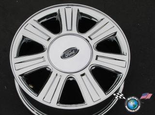 07 Ford Taurus Factory 16 Chrome Wheels Rims 3506 4F13 1007 Ba