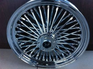 Front Wheel. Very High Quality NEW 16 X 3.5 Fat Spoke Front Wheel