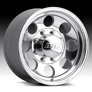 American Eagle 186 Wheels Rims 16x10 Fits Dodge RAM 2500 Cummins