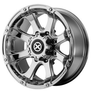 17 inch Chrome Wheels Rims Chevy 1500HD 2500 3500 Truck Dodge RAM 8