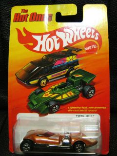 Hot Wheels Hot Ones Series Twin Mill