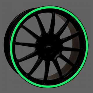 20 23 inch Reflective Wheel Rim Tape Stripes Motorcycle Car Available