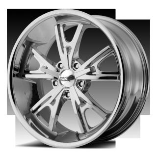 AMERICAN RACING DAYTONA CHROME G35 MUSTANG LIBERTY EDGE WHEELS RIMS