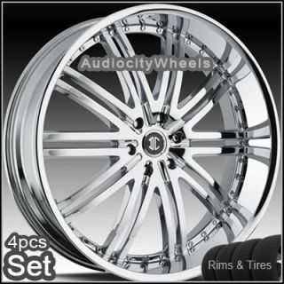 26inch Wheels and Tires Land Range Rover FX35 Rims