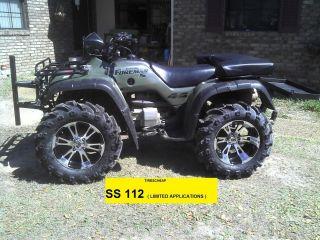 28 Kawasaki teryx Zilla ATV Tire SS Wheel Complete Kit Life Warranty