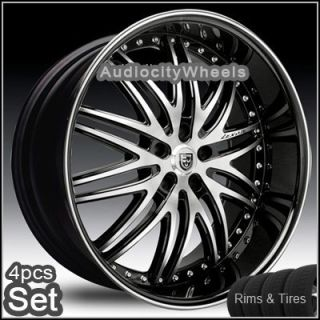 26inch Lexani Wheels and Tires Land Range Rover FX35 Rims