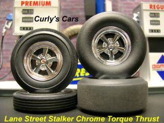 1968 Chevrolet Z 28 Camaro RARE Torque Thrust Wheels BW Tires