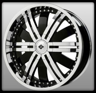 Ice VB4 Marauder Wrangler Charger Magnum 300C Regal Wheels Rims