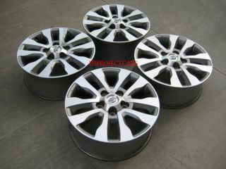 Factory Toyota Tundra Sequoia Platinum 20 Wheels Rims