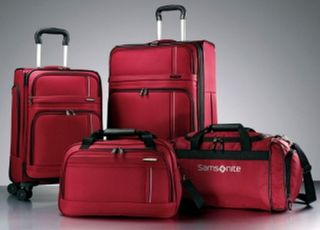 Spinner Wheel Luggage Set 27 Suitcase Duffel Bag Carry On