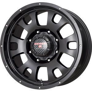 New 18x9 5x150 Level 8 Gardian Black Wheels Rims