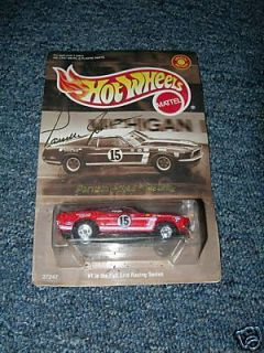 Hot Wheels 1969 Mustang Boss 302 Parnelli Jones Car
