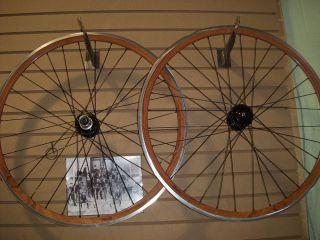 29er or 700c Disc Rim Brake Wheels Custom Built