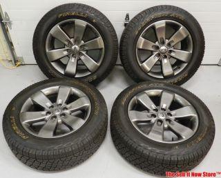 Ford F150 F 150 Truck 6 lug Rims Scorpion ATR Pirelli Tires Wheels