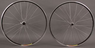 Tiagra 4600 Hubs 36 Hole Mavic CXP22 Rims Road Bike Wheels Wheelset