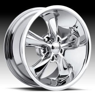 LEGEND F105 CHROME WRANGLER CAPRICE IMPALA YUKON COMMANDER WHEELS RIMS