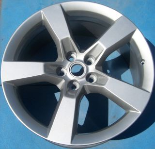 2010 2011 2012 CHEVROLET CAMARO 20 x 9 FACTORY OEM WHEEL RIM GREY REAR