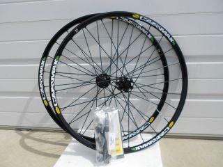 Wheelset Mtn Bike 29 9 or 15mm Ft QR New Wheels Fit Shimano Sram