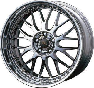 18 Work vs XX Chrome Rims Wheels x3 E36 E46 Z4 Z3 M3
