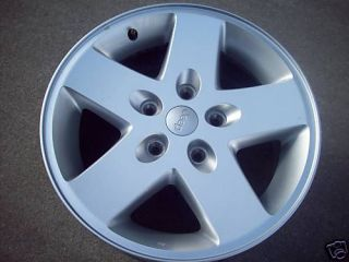 Jeep Grand Cherokee Wheel Size 17 Inch