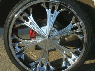 24 READY2ROLL Rims Wheels Tires Package Limited 264 C