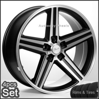 22IROC Wheels and Tires Rims Wheel 300C Magnum Charger