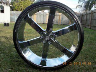 30 inch Rims Tires
