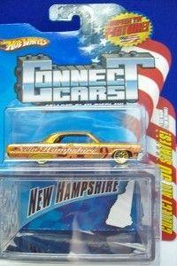 10 Hot Wheels Connect Car 8 9 11 19 15 27 28 34 47 48
