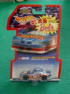 Hot Wheels Racing Series K B Toys Barbie H w Car 44