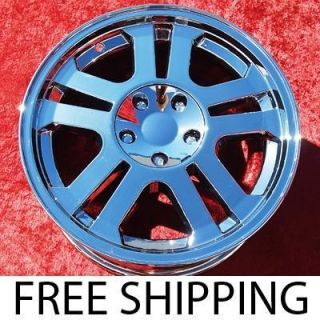 New 17 Ford Mustang GT Chrome Wheels Rims Escape Explorer 3590