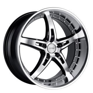 19 MRR GT5 Rims Wheels Lexus IS250 IS300 GS300 RX7 RX8 Mustang G35