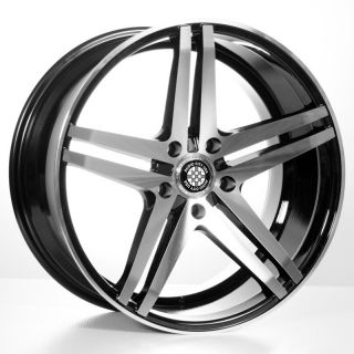 19inch V39 for Mercedes Benz Audi Lexus Staggered Wheels Rims