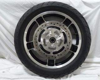 Davidson Touring Stock Mag Wheels Tires Used Great Shape 09 Models
