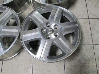 300C Dodge Charger Magnum All Wheel Drive Factory Wheels Rims
