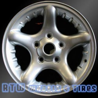 Dodge 1500 P U 17 Factory Original Wheel Rim 2126