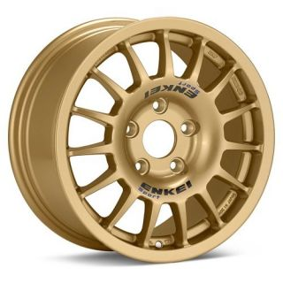 15 Enkei RC G4 Rims Wheels Gold 15x7 5x114 3 50