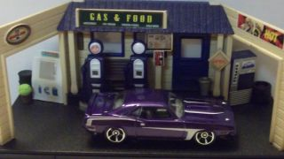 Hot Wheels Loose 70 Plymouth AAR Cuda Purple Version
