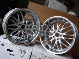 19 MRR GT1 Wheels Rims BMW E46 E90 323 325 330 335 M3